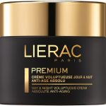 Крем Lierac Premium Creme Voluptueuse jour & nuit anti-age absolu