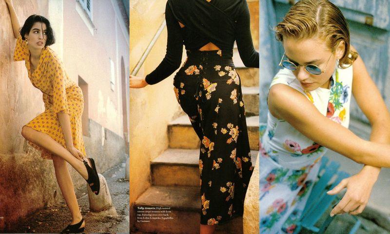 30 трендовых вещей современной моды, доказывающих, что мы возвращаемся во времена ретро стиля