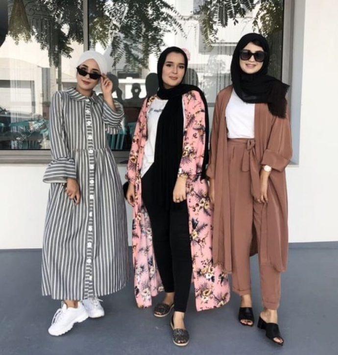 Стильные мусульманки