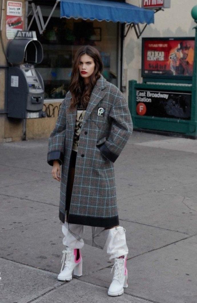 стильные сапоги 2020 Prada