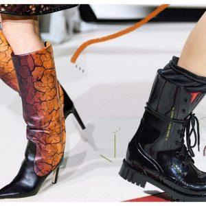 трендовая женская обувь 2019-2020