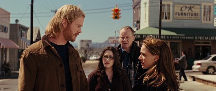 Кадр из фильма «Тор» (2011 г)