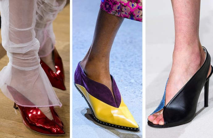 Модная обувь осень-зима 2020