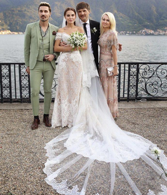 Дарья Клюкина свадьба