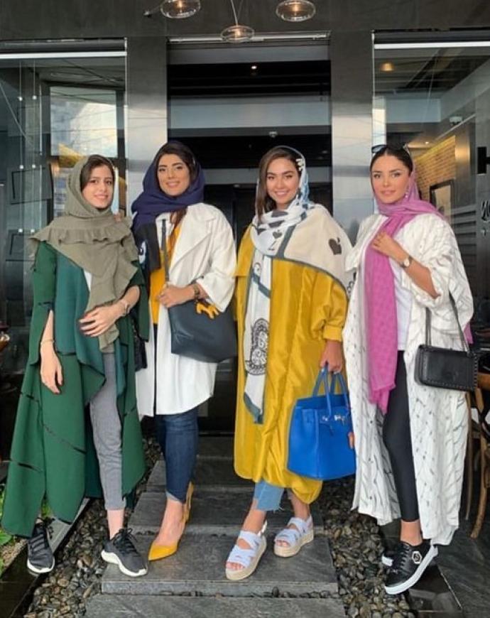 Девушки мусульманки