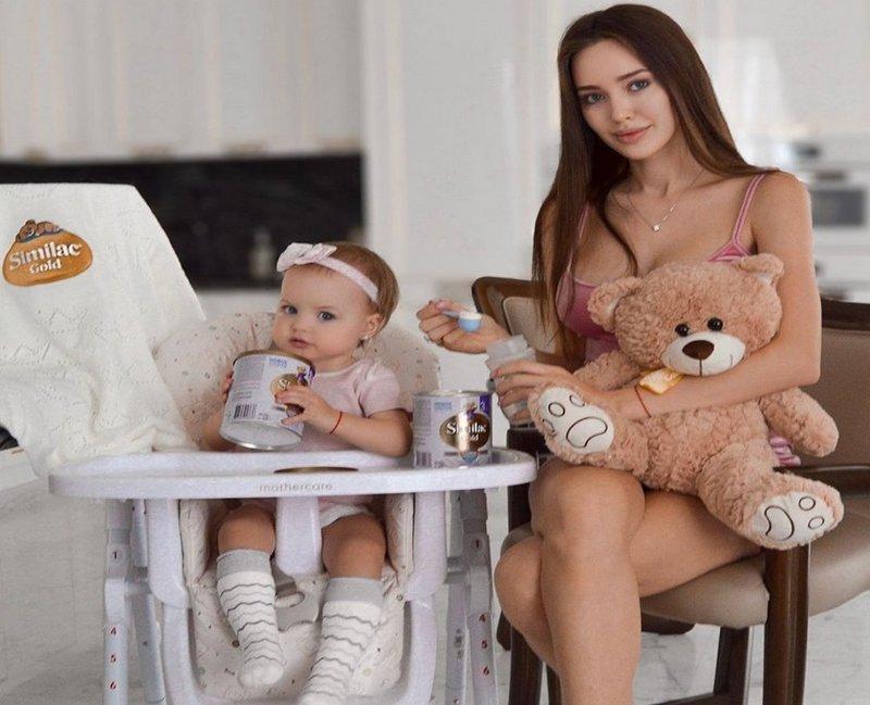 Костенко рассказала об удовольствии от беременности