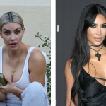 Сёстры Кардашьян-Дженнер до и после ретуши