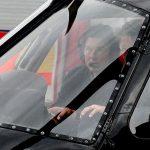 Том Круз с сыном на вертолётной прогулке в Лондоне
