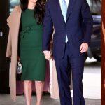 Новый выход принца Гарри и Меган Маркл