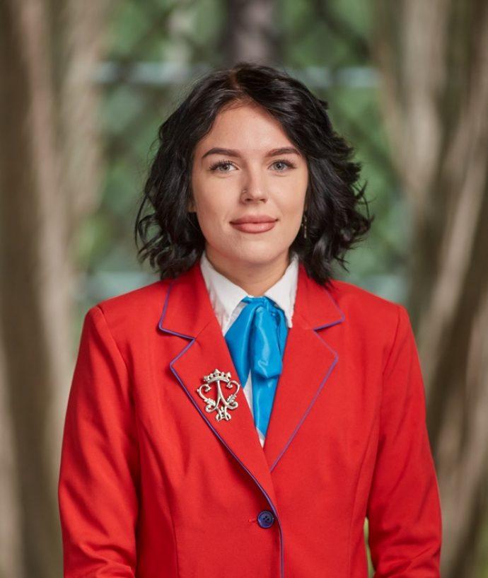 Участница шоу Пацанки 3 Анжелика Косполова