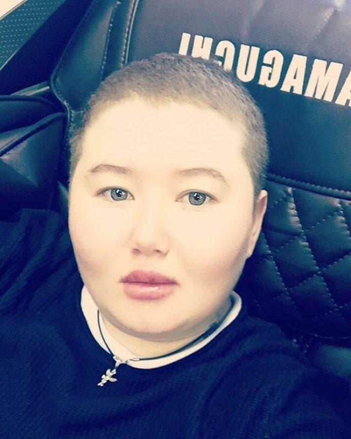 Зарина Голубцова после проекта Пацанки 3