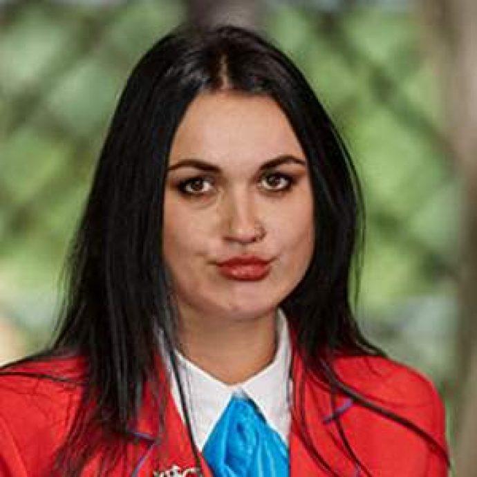 Участница шоу Пацанки 3 Наталия Мурмуа