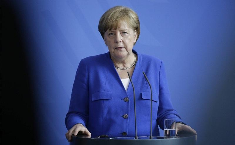 Униформа Меркель